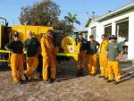 Turkey Beach RFB with their new hose reel